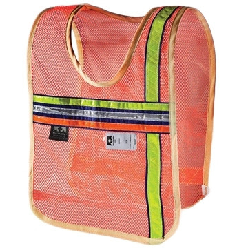Nathan Tri-Color Reflective Vest