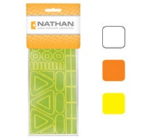 Nathan Cycle/Helmet Stick-Ons