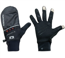 Nathan Convert Mitten With LED - Only Size XL Left!