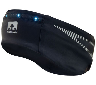 Nathan Winter Headband With LED