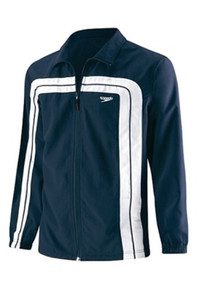 Speedo Men's Velocity Warmup Jacket
