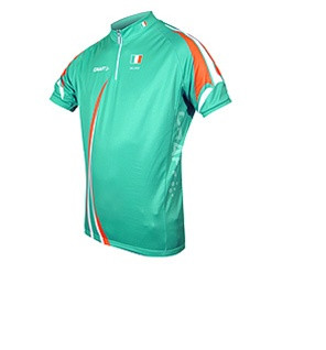 Craft Men's National Jersey - Ireland