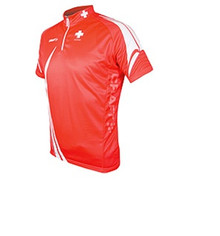 Craft Men's National Jersey - Suisse