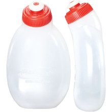 Fuel Belt 10 oz Bottles 2 Pack Clear - 2015