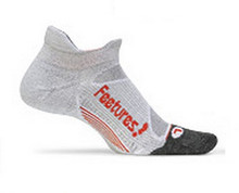 Feetures! Elite Merino+ Light Cushion No Show Sock With Tab