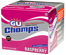 GU Chomps Energy Chews - 16 Box