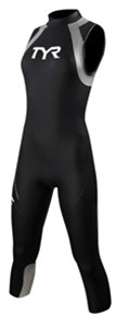 TYR Women's Hurricane Category 1 Sleeveless Wetsuit - 2014