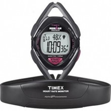 Timex IRONMAN Race Trainer Digital Heart Rate System Mid-Size - T5K218, T5K219