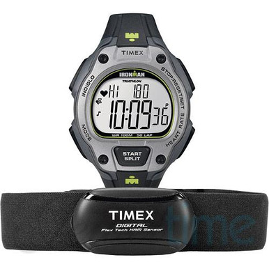Timex IRONMAN Road Trainer Digital Heart Rate Monitor