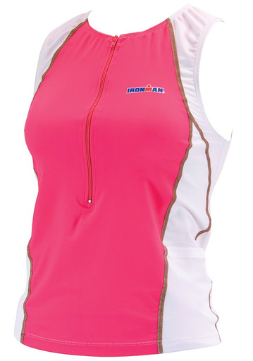 TYR Women's IRONMAN Solid Tri Singlet