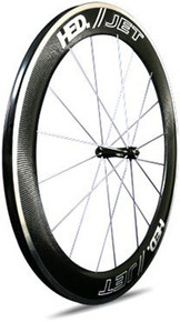 HED Jet C2 700c Clincher Front