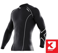 2XU Men's Xform Long Sleeve Compression Top - 2014