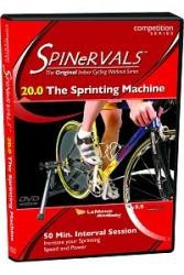 Spinervals Competition Series 20.0 The Sprinting Machine