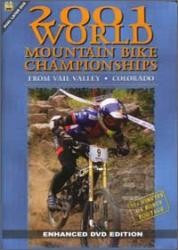 World MTB Championships DVD - 2001