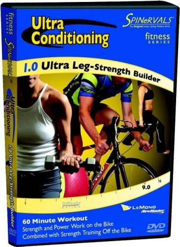 Spinervals Ultra Conditioning 1.0 Ultra Leg-Strength Builder