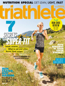 Triathlete Magazine - November 2015