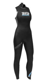 Nineteen Women's Frequency Sleeveless Wetsuit