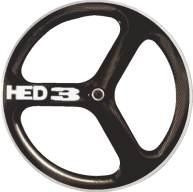 HED H3 650c Alloy Rear Wheel (Tubular)