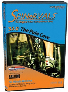 Spinervals 33.0 The Pain Cave DVD