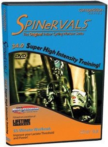Spinervals 34.0 Super High Intensity Training!