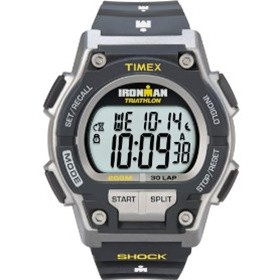 Timex IRONMAN 30-Lap Shock Resistant Full-Size Watch
