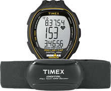 Timex Ironman Target Trainer Heart Rate Monitor With Tapscreen Technology