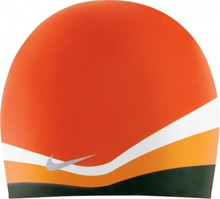 Nike Color Swirl Swim Cap