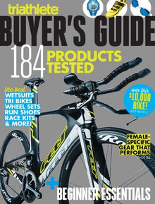 Triathlete Magazine - Buyer's Guide 2015