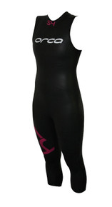 Orca Women's S4 Sleeveless Wetsuit - Only Size XS Left!