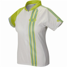 Pearl Izumi Women's Originals Cap Sleeve Jersey - Stripe