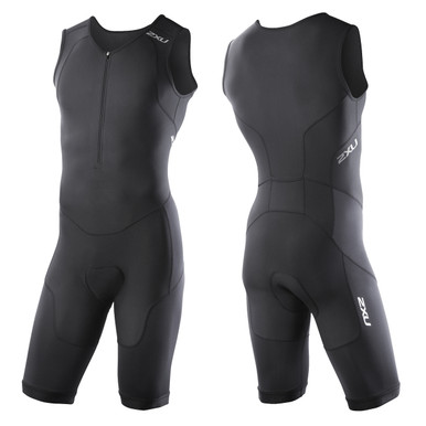 2XU Men's Dark Shield LD Trisuit