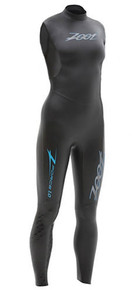 Zoot Women's Z Force 1.0 Sleeveless WetZoot Wetsuit - Only Size XS Left!