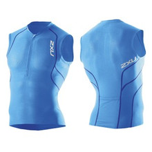 2XU Mens Active Tri Singlet - Only Size S Left!