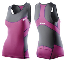 2XU Women's Compression Triathlon Singlet