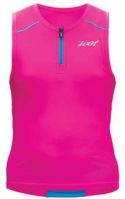 Zoot Youth Protégé Triathlon Tank
