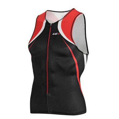 Louis Garneau Men's Tri Elite Course Sleeveless