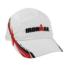 Headsweats Ironman Sublimated Stripe Race Hat