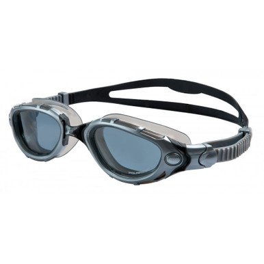 Zoggs Predator Flex Polarized Goggle For L/XL Face