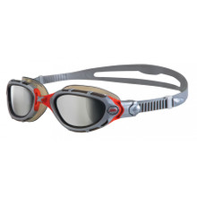 Zoggs Predator Flex Mirrored Goggle For L/XL Face