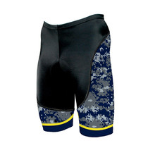 Primal Wear Men's U.S. Navy Fleet Bike Short