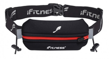 iFitness Neoprene Single Pouch Race Number Belt