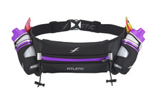 Fitletic / iFitness Hydration Belt with 8oz. Bottles
