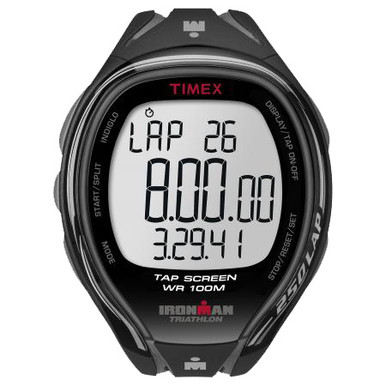 Timex Ironman Sleek 250 Lap Full Size Watch