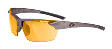 Tifosi Jet Sunglasses with Backcountry Orange Fototec Lens