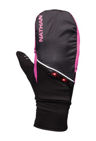 Nathan Women's TransWarmer Covertible Glove/Mitten with Lightwave LED Tech - Only Size M Left!