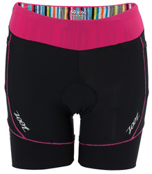 "Zoot Women's Performance Tri 6"" Short - 2014"