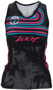 Zoot Women's Performance Tri Team Racerback - 2014