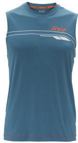 Zoot Men's ULTRA Run Icefil Sleeveless Tee - 2014