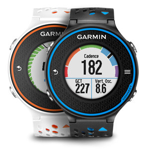 Garmin Forerunner 620 GPS Running Watch with Heart Rate Monitor