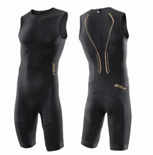 2XU Men's Short Course Tri Suit - 2014